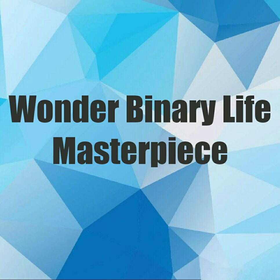Wonder Binary Life Masterpiece インジケーター・電子書籍